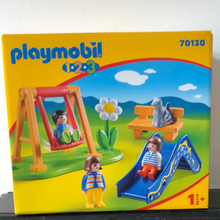 Load image into Gallery viewer, Playmobil 123 - Playground