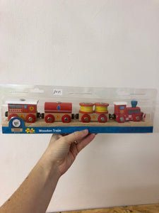 Bigjigs Fire and Rescue Train