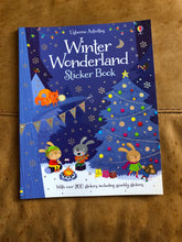 Load image into Gallery viewer, Winter Wonderland Sticker Book