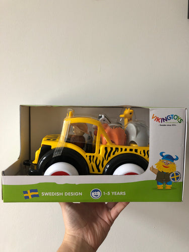 Viking Toys - Jumbo Safari Truck