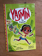 Load image into Gallery viewer, Yasmin the Explorer