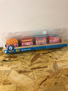 Bigjigs Sweetland Express train
