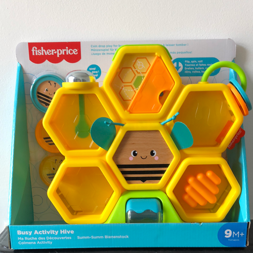 Fisher-Price - Busy Activity Hive