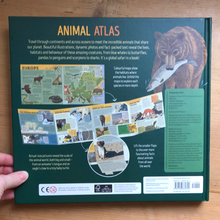 Load image into Gallery viewer, Animal Atlas