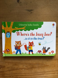 Where's the Busy Bee? Is it in the tree?