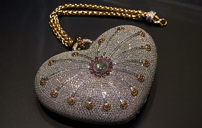 The Most Expensive Handbags in the World - https://www.luxurydesignerscollections.com
