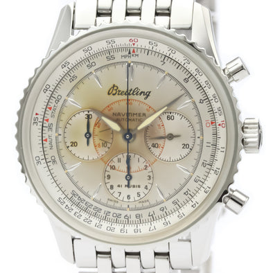 Breitling Navitimer Automatic Stainless Steel Men's Sports Watch A30030.2