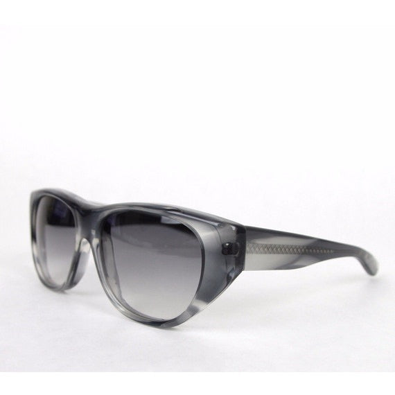 Bottega Veneta - New Bottega Veneta Grey Havana Sunglasses Grey Lenses W/box 276067 2350 - www.luxurydesignerscollections.com