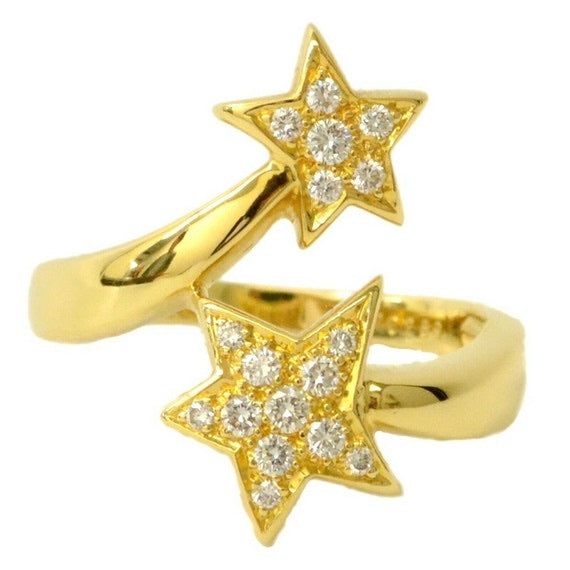Chanel - Chanel Comete Star Diamond Ring