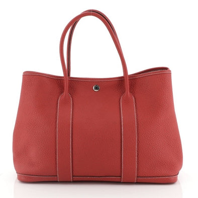 Hermes - Garden Party Tote Leather 36