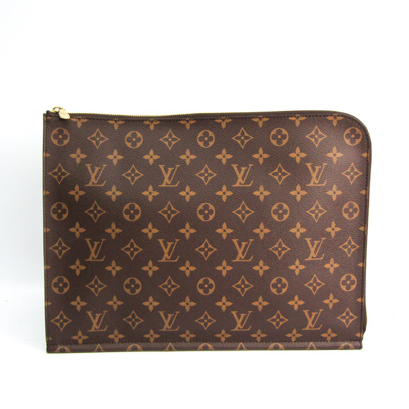 Louis Vuitton Monogram Poche Documents M53400 Men's Document Case Monogram
