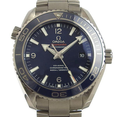 Omega OMEGA Seamaster 600 Planet Ocean Men's Watch Liquid Metal