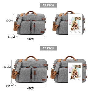 Multi Functional And Convertible Bag For Men - Wortii