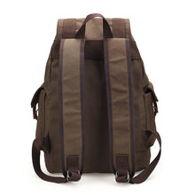 Load image into Gallery viewer, Canvas Casual Vintage Backpack - Wortii