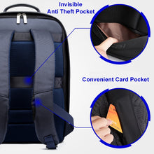 Load image into Gallery viewer, Men Anti Theft Backpack For Laptop - Wortii
