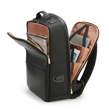 Load image into Gallery viewer, Backpack, travel backpack, backpack for men, travel bags, shoulder bag, shoulder bag for men, resistant bag, bags, bags for men, man bag, handbag, laptop bag, laptop bag for men, luggage bag, flight bag, weekend bag, weekend bag for men, wortii.
