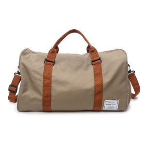 Multifunctional Casual Oxford Large Capacity Travel Bag - Wortii