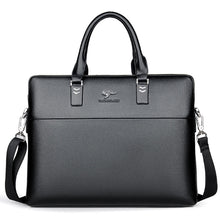 Load image into Gallery viewer, luxury briefcase, leather bags, office bag, genuine leather bags, premium bags, quality bags, Wortii