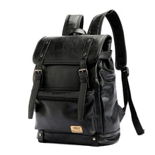 Load image into Gallery viewer, Vintage bag, vintage backpack, leather bag, business bag, office bag, leather business bag, shopping leather bag for men, bags, man bag, bags for men, backpack for men, travel bags, shoulder bag, shoulder leather bag, vintage business bag, wortii.
