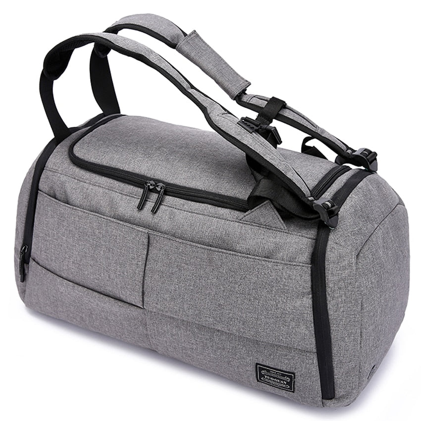 Duffle, backpack, multi function, bag, man bag, mens bags, canvas, crossbody bag, messenger bags, travel bags, wortii