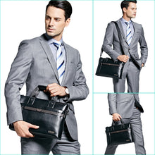 Load image into Gallery viewer, leather bags, office bags, leather bags for laptop, leather bags for office, executive bags, bags, bags fro men, Wortii