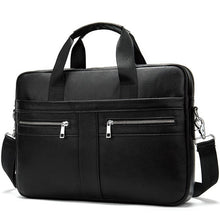 Load image into Gallery viewer, genuine leather bags, natural leather bags, briefcase, handbags, bags, bags for men, business bags, Wortii