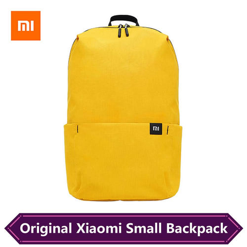 Original Xiaomi Small Colorful Backpack 10L Waterproof - Wortii