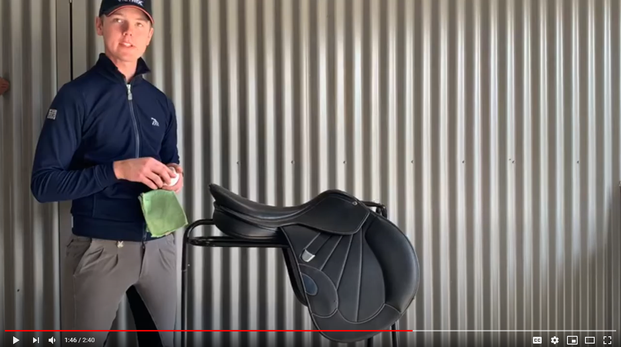 Bates Victrix unboxing and pre-ride saddle care