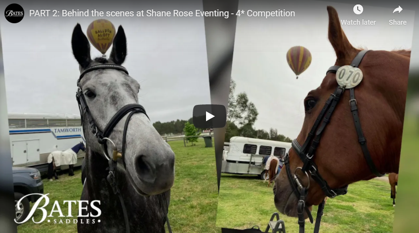 EXCLUSIVE: Behind the scenes for a 4* event with Shane Rose Eventing
