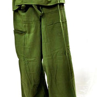 Pants Fishermans Plain Long