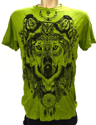 Sure T-Shirt - Wolf Head 1