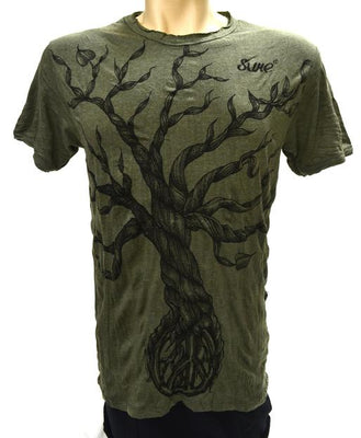 Sure T-Shirt - Peace Tree 1
