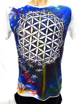 Sure T-Shirt - Flower of Life 1