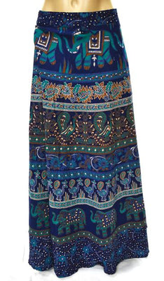 Skirt Wrap Long Mandala