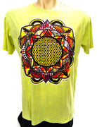 Sure T-Shirt. No Time. Cotton, Sure No Time, Flower of Life