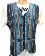 Vest Nepali Thick Cotton Weave