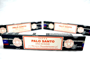 Palo Santo Incense 15g