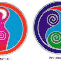Small SunSeal Earth Mother Mind Body Soul