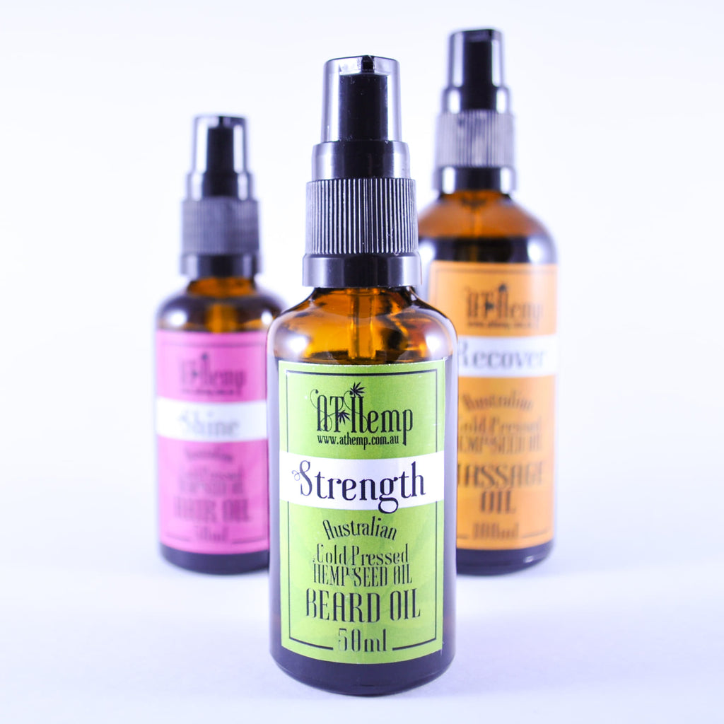 Strength Beard Oil