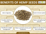 Hemp Seed Oil 250ml or 500ml