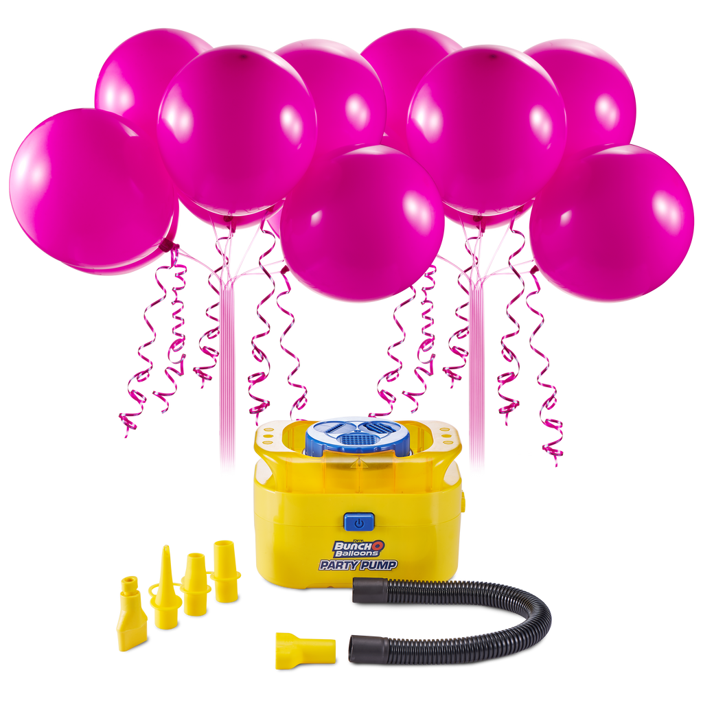 Bunch O Balloons Portable Party Balloon Electric Air Pump