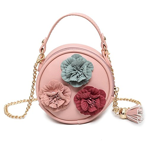 Round Shape Lifelike Flowers Decoration Bag