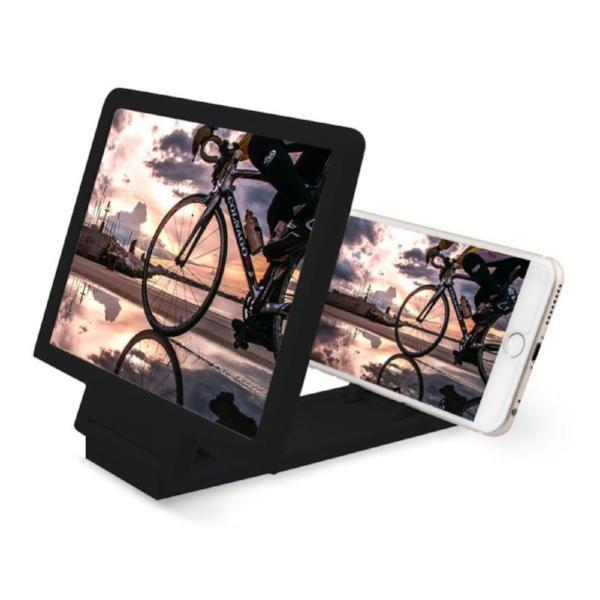 Mobile 3D Screen Amplifier