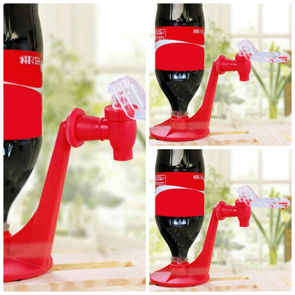 Soda Upside down Dispenser