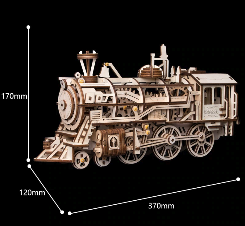 Mechanical Locomotive