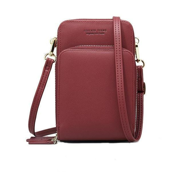 Crossbody Cell Phone Shoulder Bag (Buy 2 free shipping)