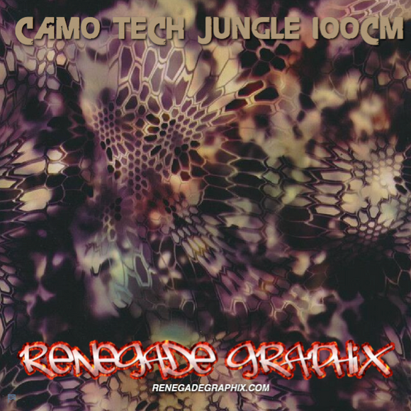 CAMO Tech Jungle 100cm