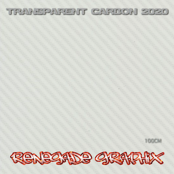 Carbon Transparent 2020 100cm