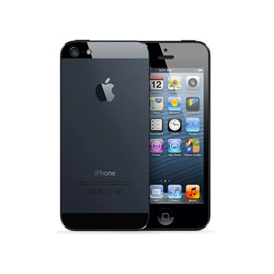 iPhone 5 16gb Black T-Mobile Used Smartphone