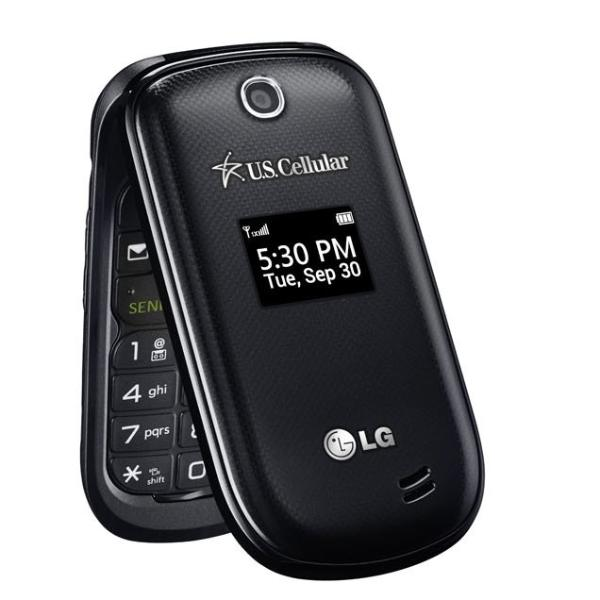 LG Envoy 3 (US Cellular) Used Flip Phone (3562)